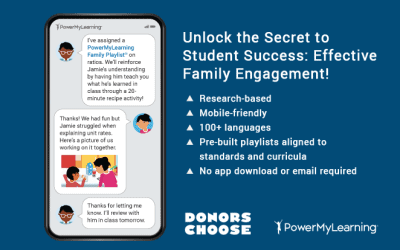 Unlock the Secret to Student Success: Family Engagement